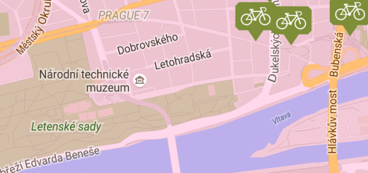 Rekola Bikesharing App Screenshot