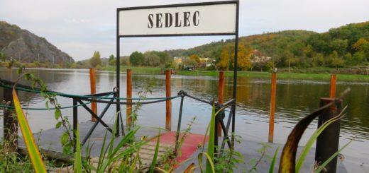 Bootsanleger Prag-Sedlec