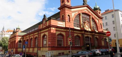 Prager Markthallen - Vinohrady