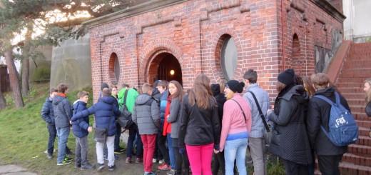 Die Tour ist beliebt bei Schulklassen.