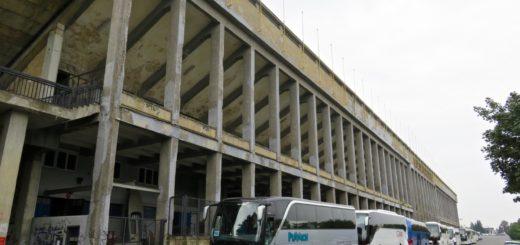 Strahov-Stadion in Prag