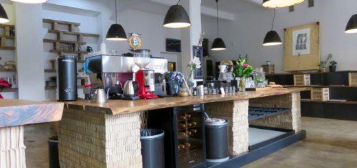 Bitcoin Café in Prag