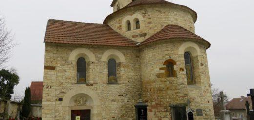 Rotunde St. Maria Magdalena in Přední Kopanina
