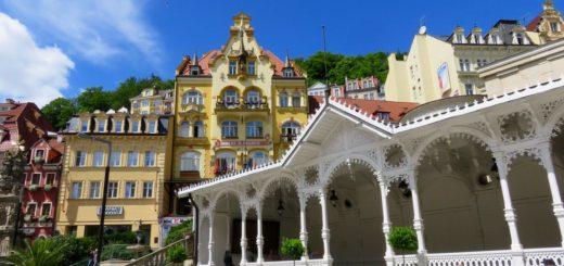 Karlsbad, Karlovy Vary