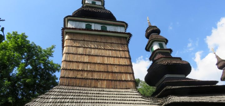 Kirche des Hl. Erzengels Michael auf dem Laurenziberg