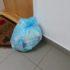 Müll vor der Haustür