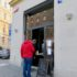 Coronavirus in Prag: Ad hoc Theke